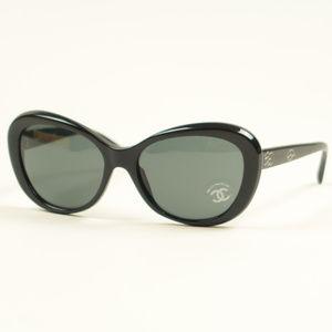 NWD Chanel 5246 Camelia Flower Sunglasses